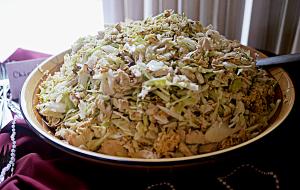 Hilary's Chinese Chicken Salad